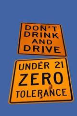 no tolerance sign